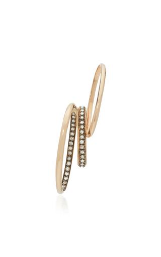 GAELLE KHOURI | Gaelle Khouri Single 18K Doxa Earring | Goxip