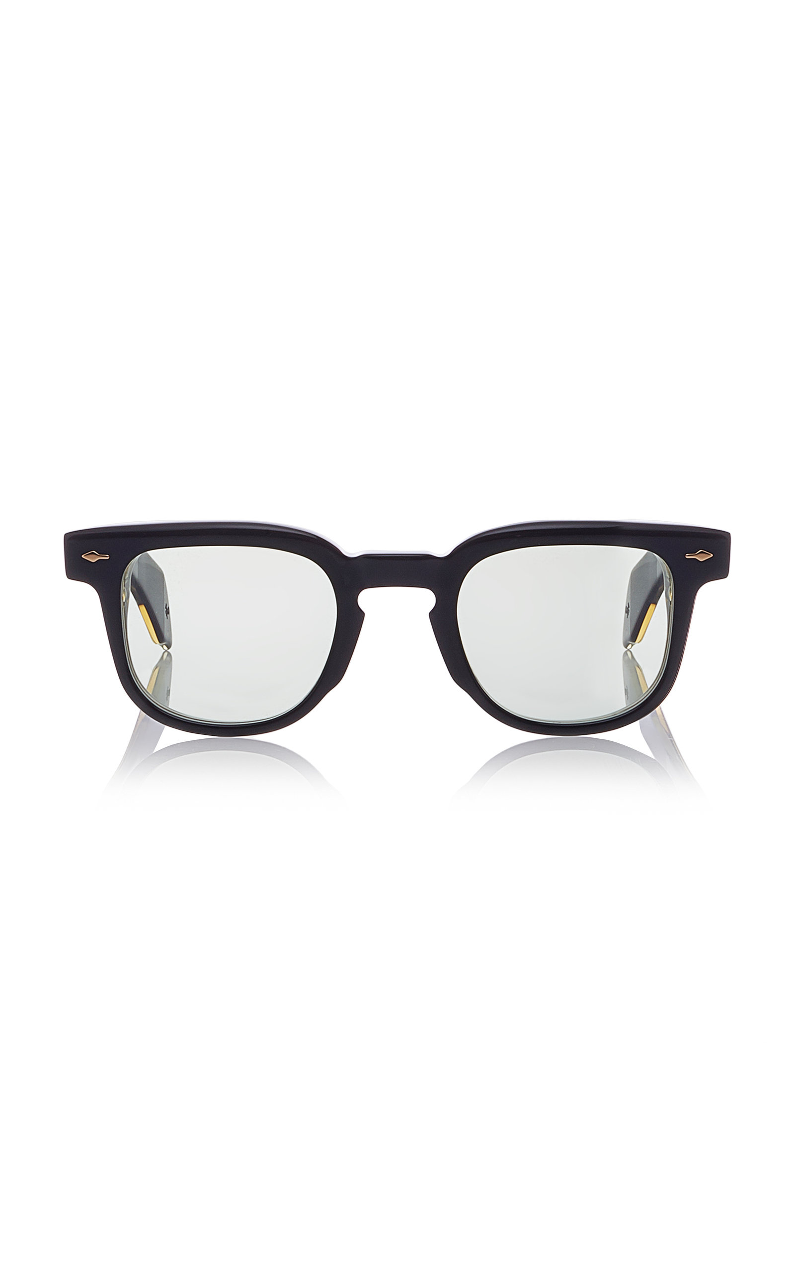 887f145d919 Jax Square-Frame Acetate Sunglasses by Jacques Marie Mage