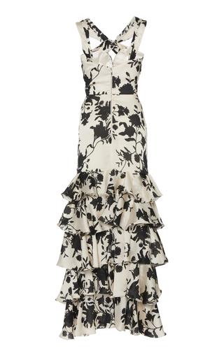 3af208980a8 Coconut Palm Organza Dress by Johanna Ortiz