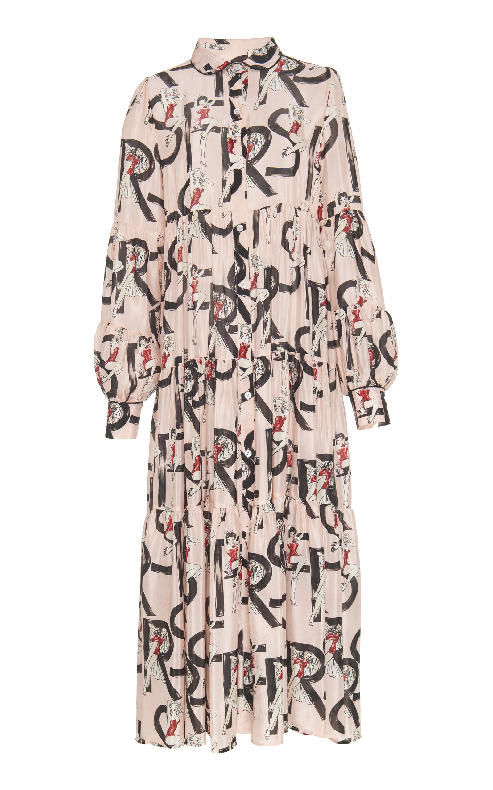 F.r.s For Restless Sleepers NEREO MAXI DRESS