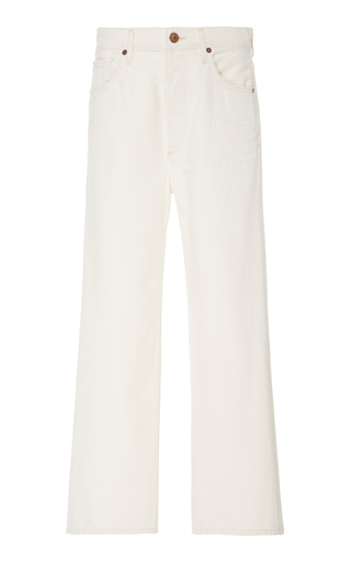 CITIZENS OF HUMANITY | Citizens of Humanity Sacha High-Rise Wide-Leg Jeans | Goxip