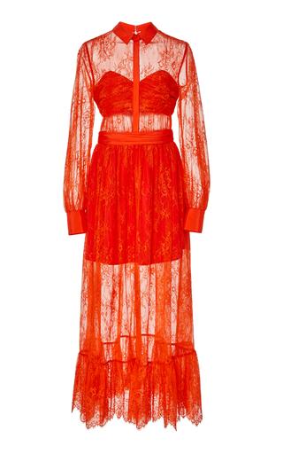 58a23540266 Self PortraitLace Maxi Dress