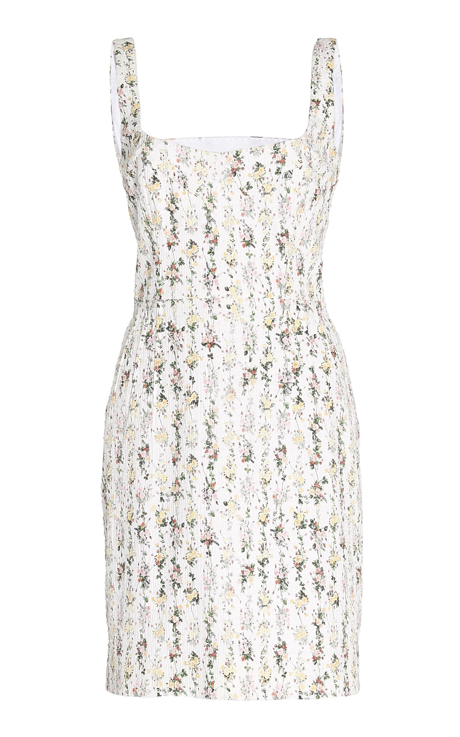 Emilia Wickstead Jezebel Cotton-Blend Dress