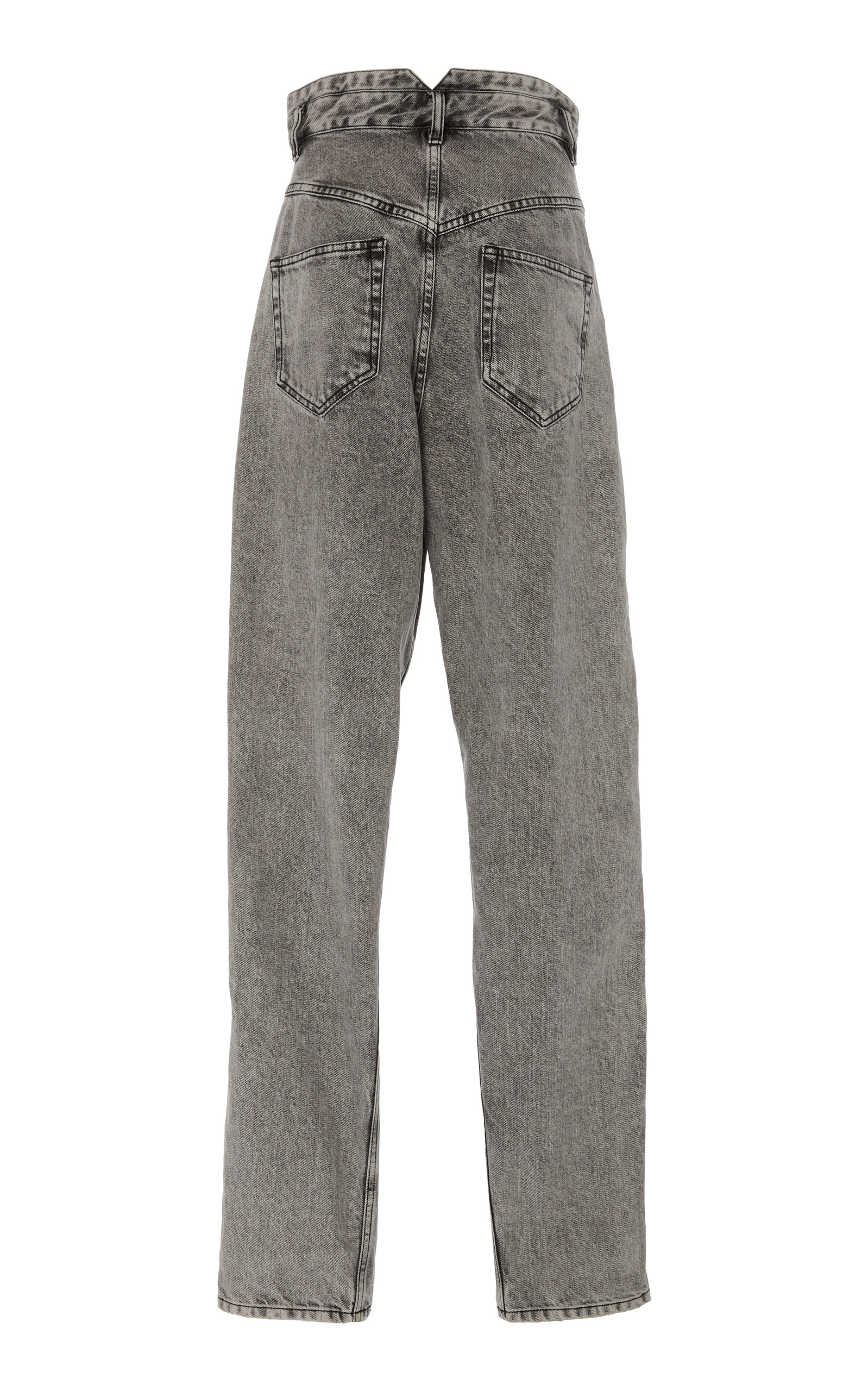 51e1c8ef70f Isabel MarantRoger High-Rise Straight-Leg Jeans. CLOSE. Loading. Loading.  Loading