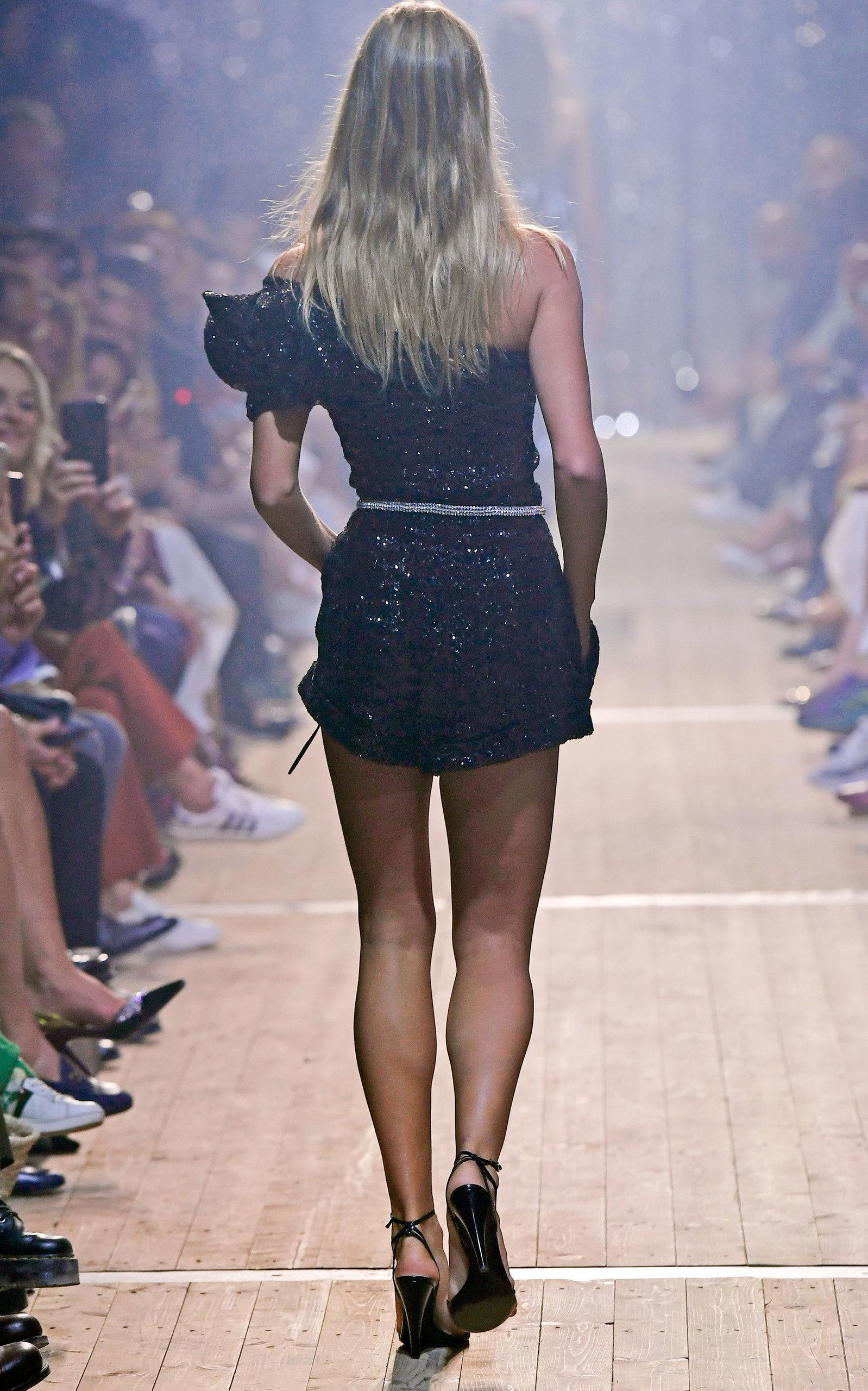 ed7ceded8298d6 Isabel MarantOcha One-Shoulder Sequin Top. CLOSE. Loading. Loading.  Loading. Loading