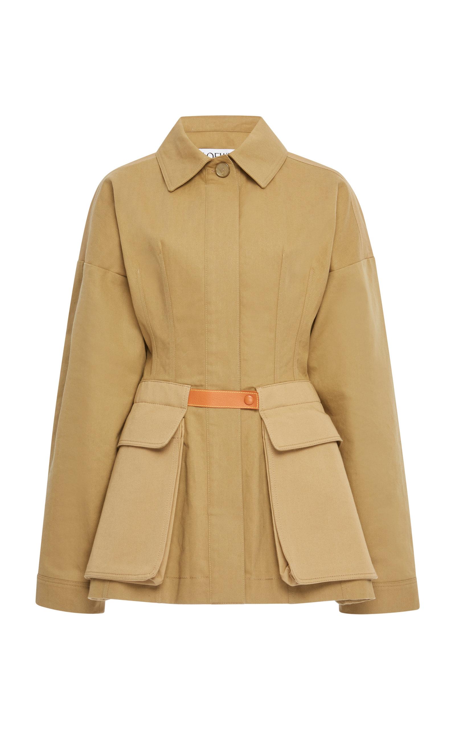 Safari Cotton Jacket, Neutral