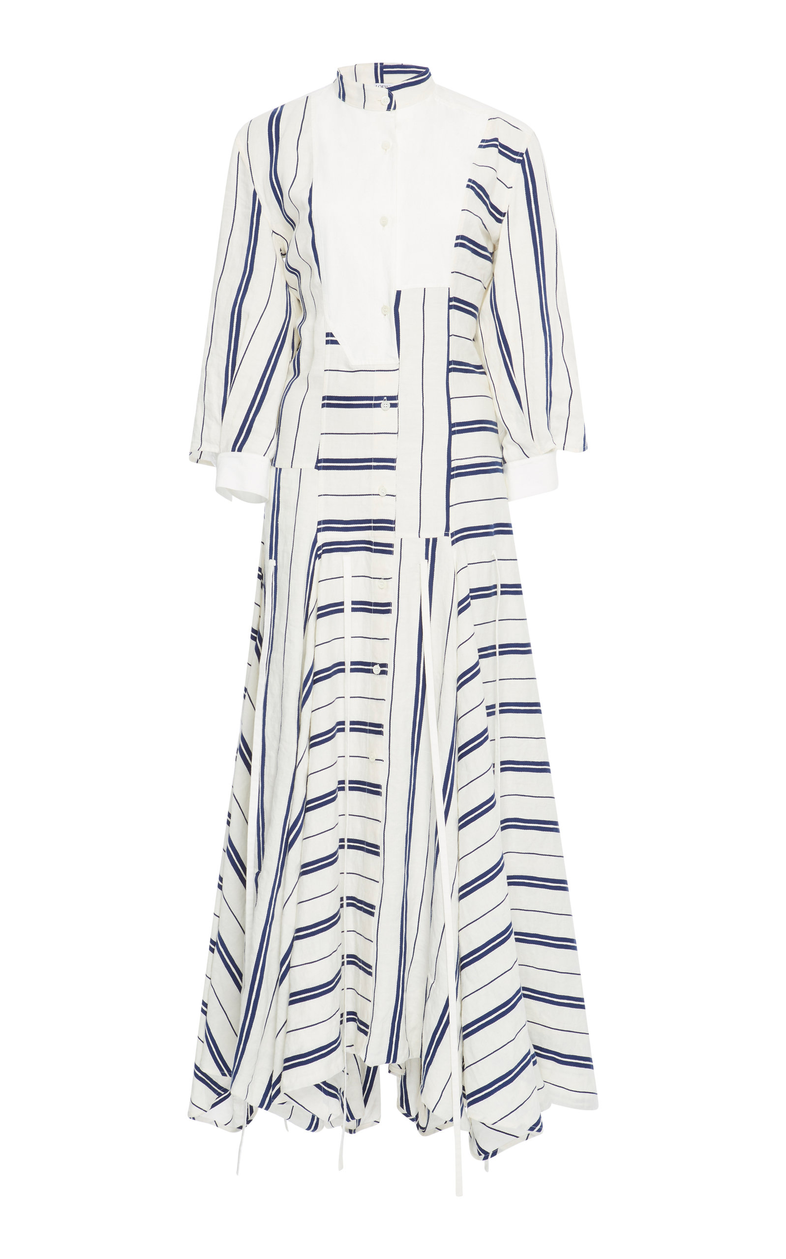 f63c10a44 Striped Poplin Shirtdress by Loewe | Moda Operandi