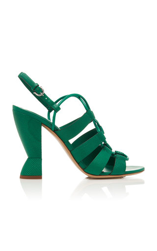 Sirmio Sandals By Salvatore Ferragamo Moda Operandi
