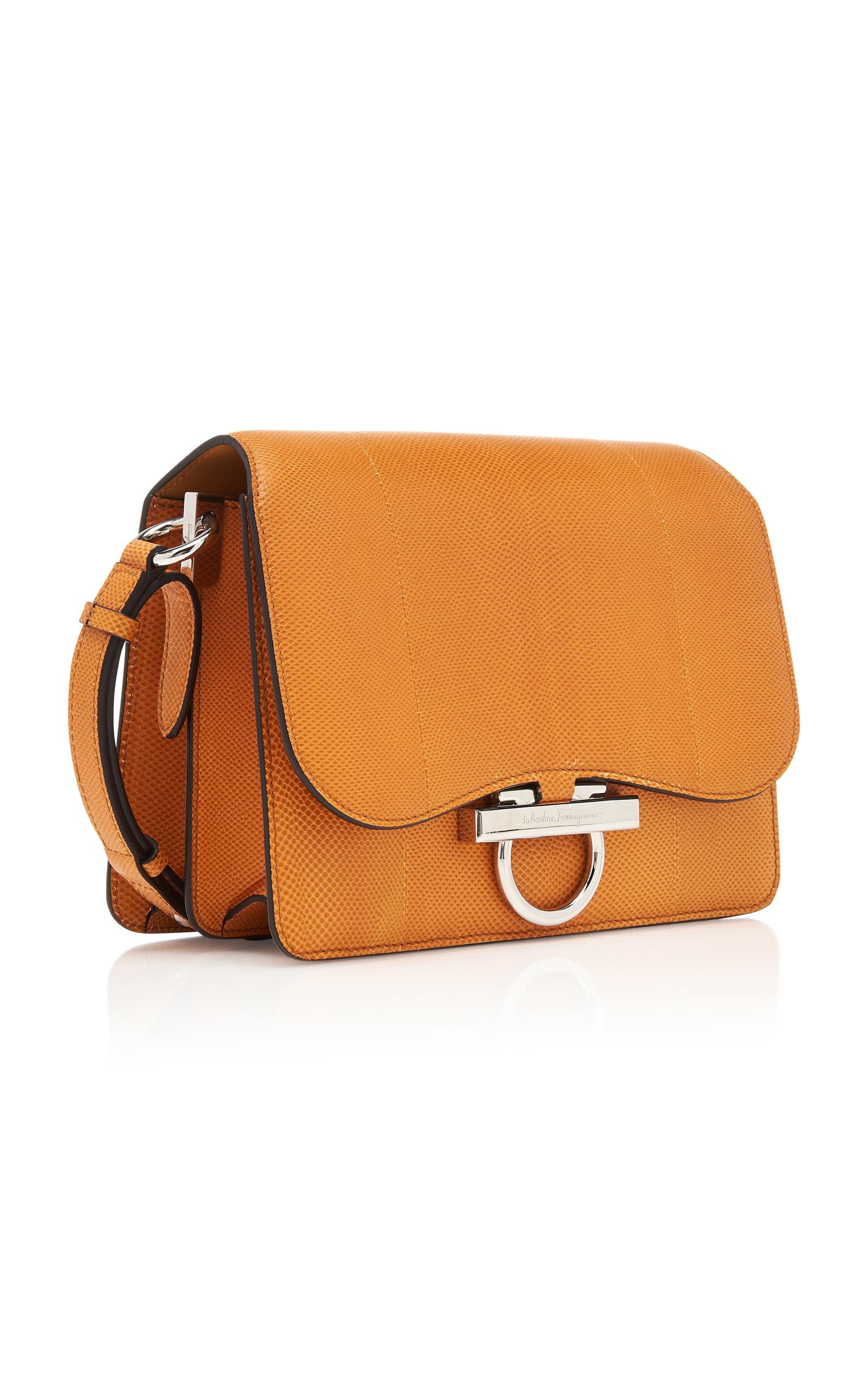 29fe0727ca670 Classic Flap Karung Bag by Salvatore Ferragamo