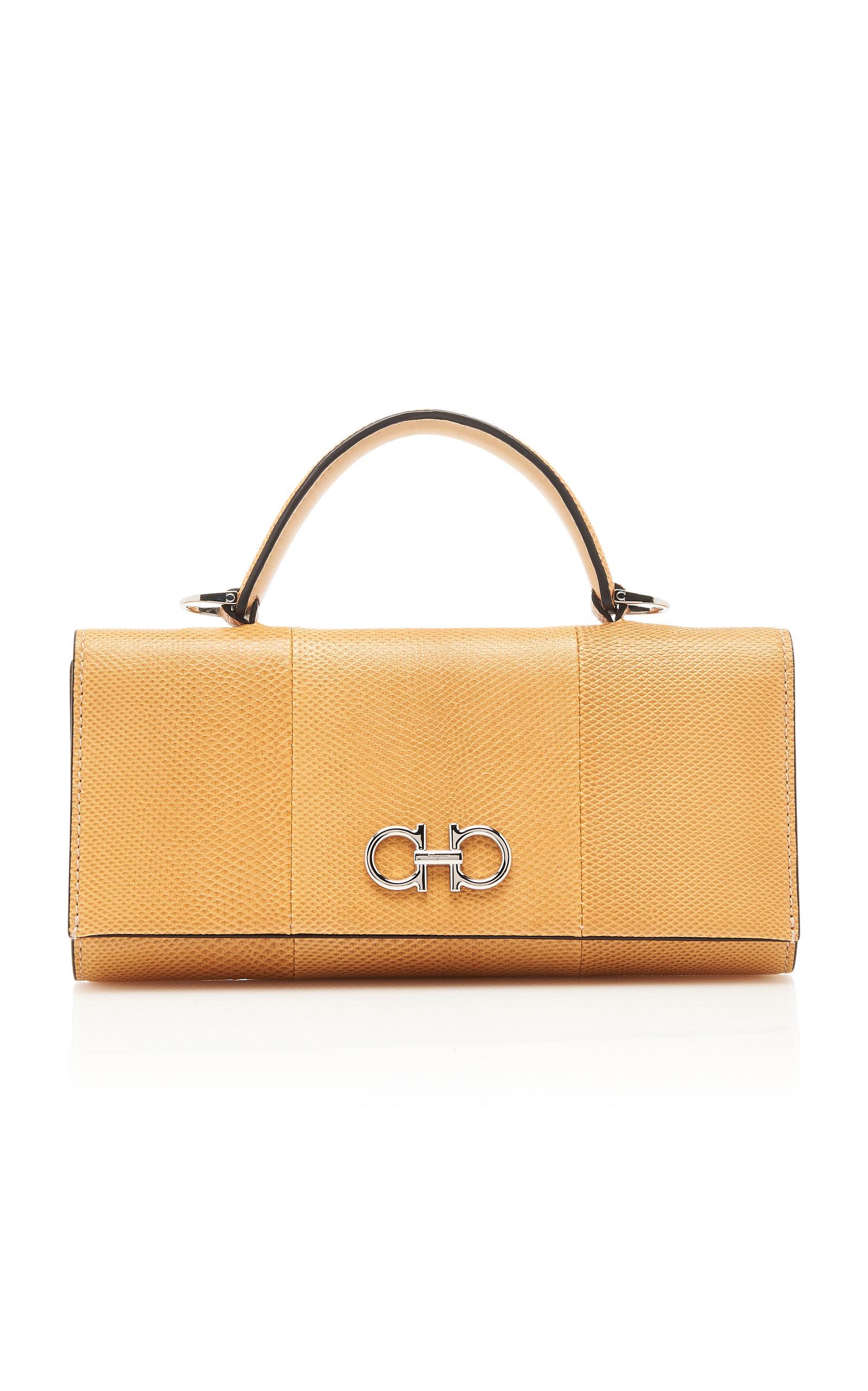 d02fc50aa8 Gancini Mini Karung Bag by Salvatore Ferragamo
