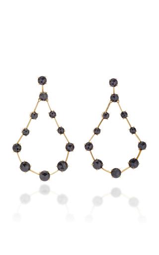 ARA VARTANIAN | Ara Vartanian 18K Gold Diamond Earrings | Goxip