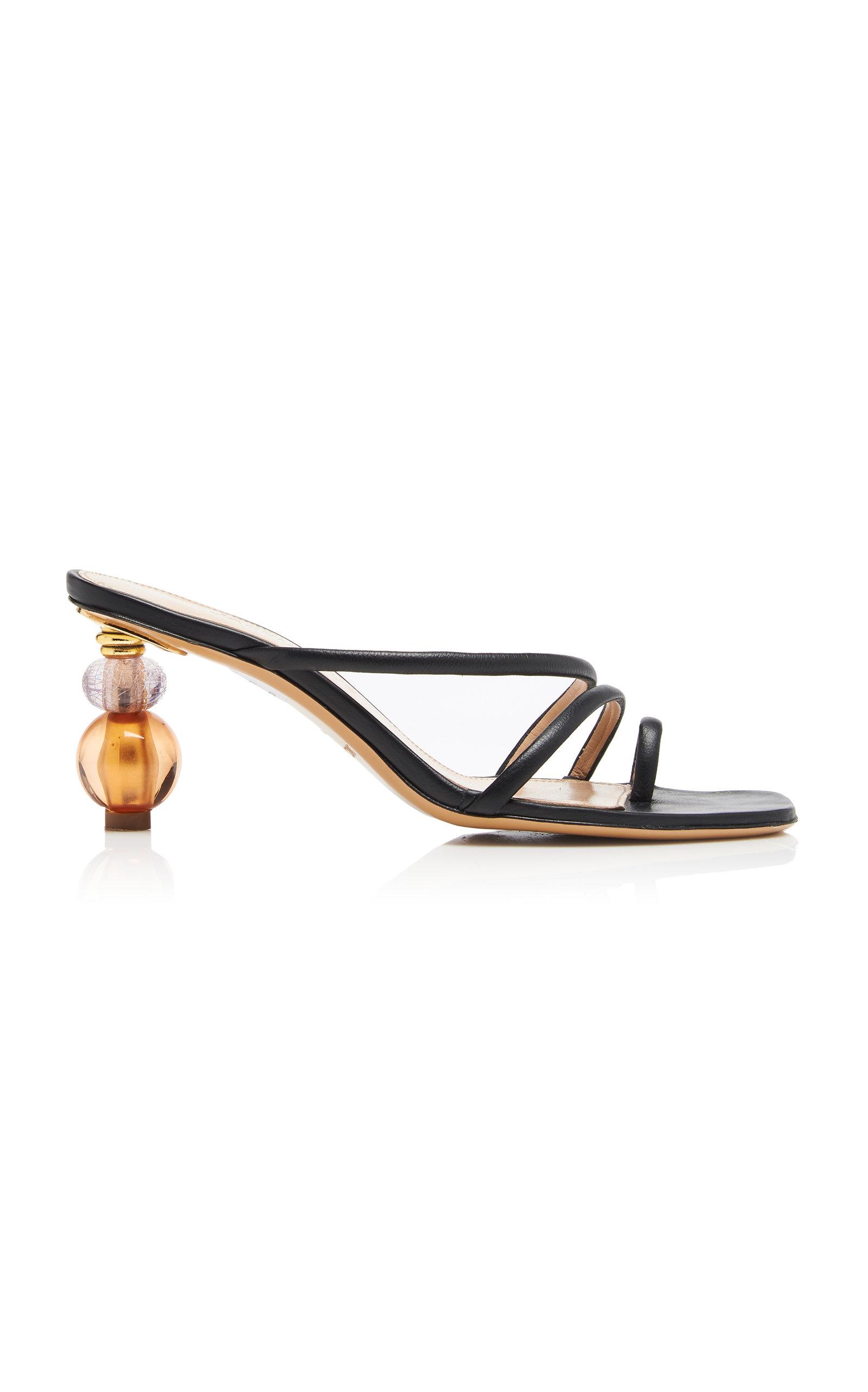 58d8eec5724 JacquemusNoli Leather Sandals. CLOSE. Loading