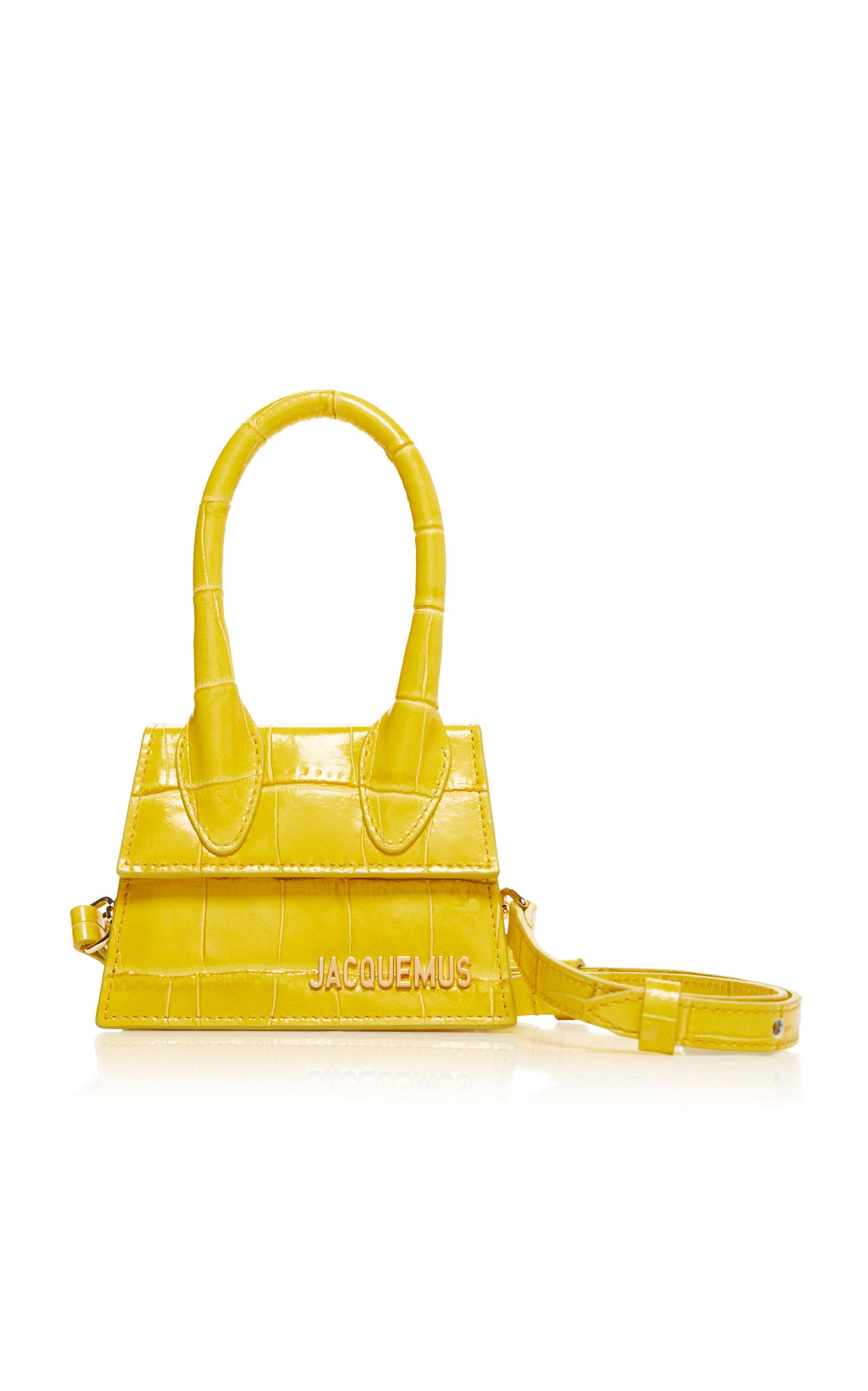 84c8ef9514957 JacquemusLe Chiquito Leather Mini Bag. CLOSE. Loading