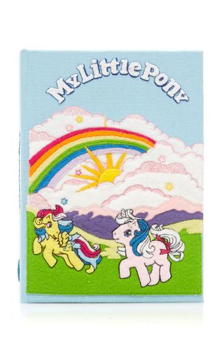 OLYMPIA LE-TAN | Olympia Le-Tan Pony Land VHS Clutch | Goxip