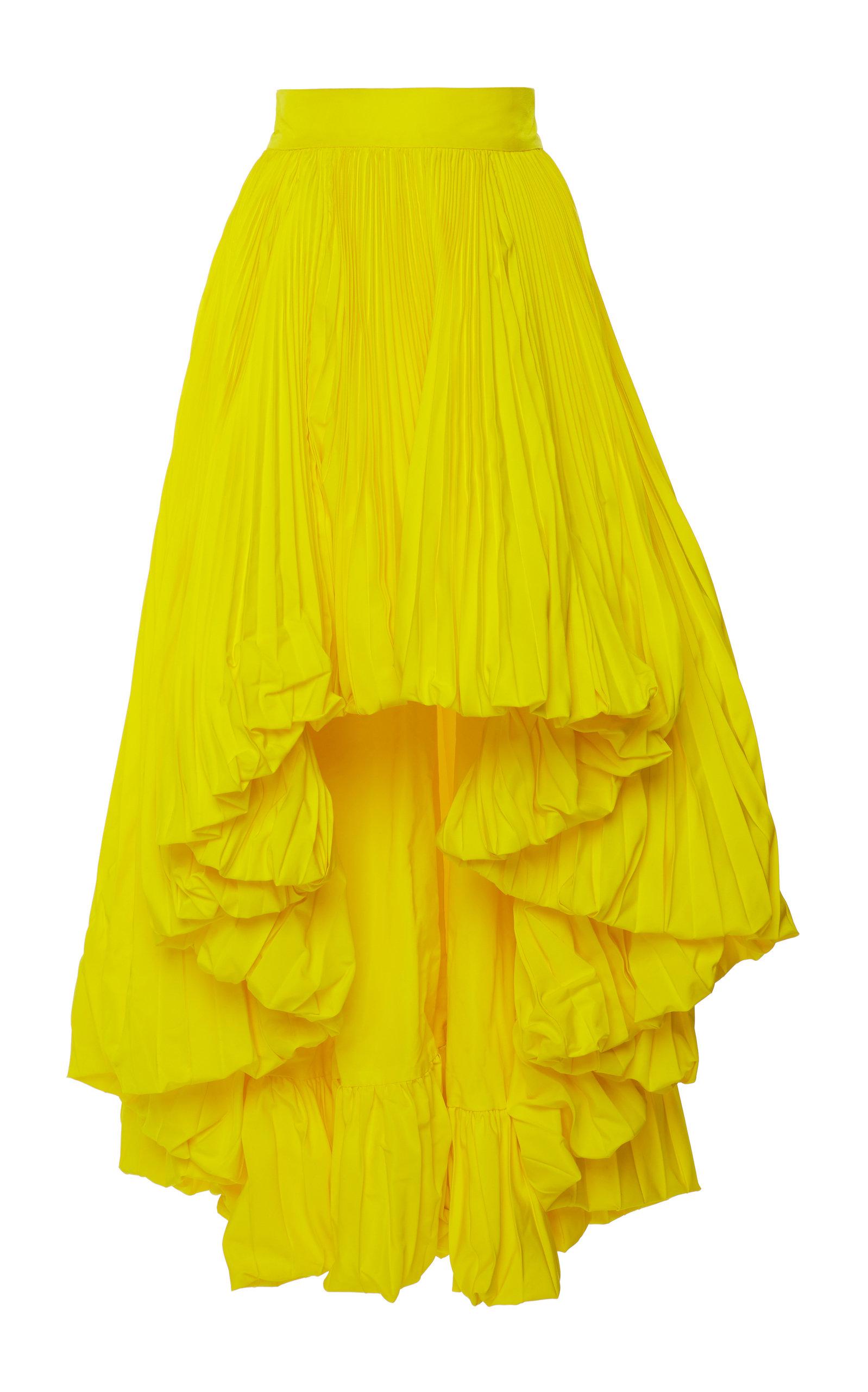 69ed5e3d Ruffle Faille Skirt by Alexandre Vauthier | Moda Operandi