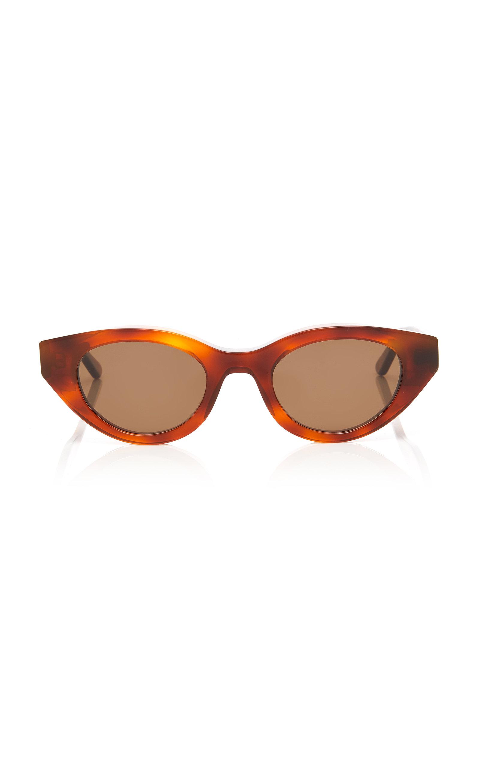 836db08413c0 Thierry LasryAcidity Cat-Eye Tortoiseshell Acetate Sunglasses. CLOSE.  Loading