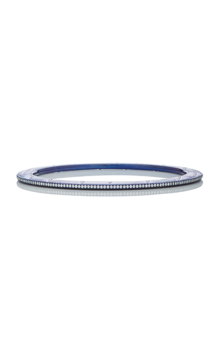 GIOVANE | Giovane Titanium and Diamond Bracelet | Goxip