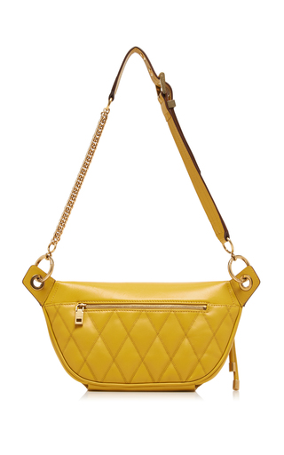 228efb14c6a6 Leather Belt Bag with Multicolored Bow by Marni   Moda Operandi
