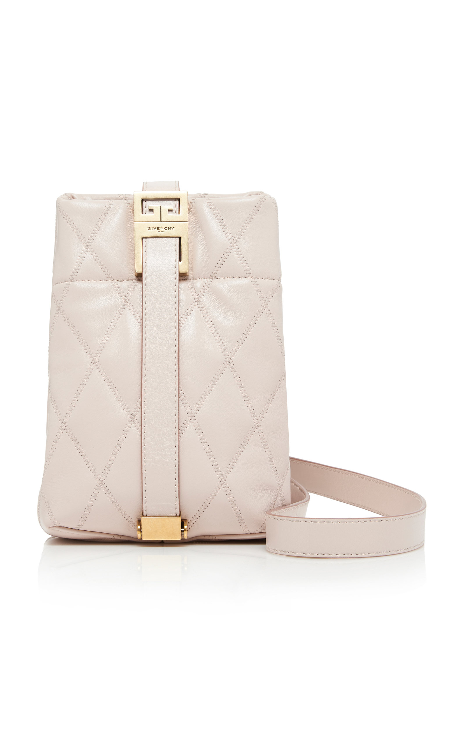 16d47198746b GivenchyGV Mini Quilted Leather Bucket Bag. CLOSE. Loading