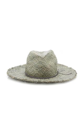 ALBERTUS SWANEPOEL | Albertus Swanepoel Laguna Straw Hat | Goxip