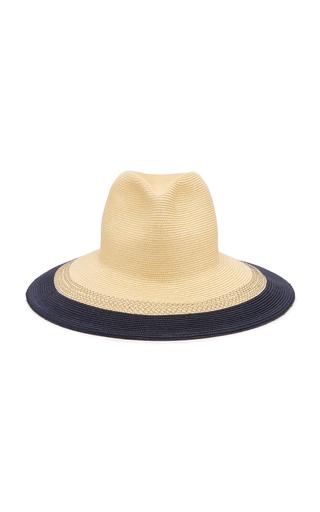 ALBERTUS SWANEPOEL | Albertus Swanepoel Vanessa Straw Hat | Goxip