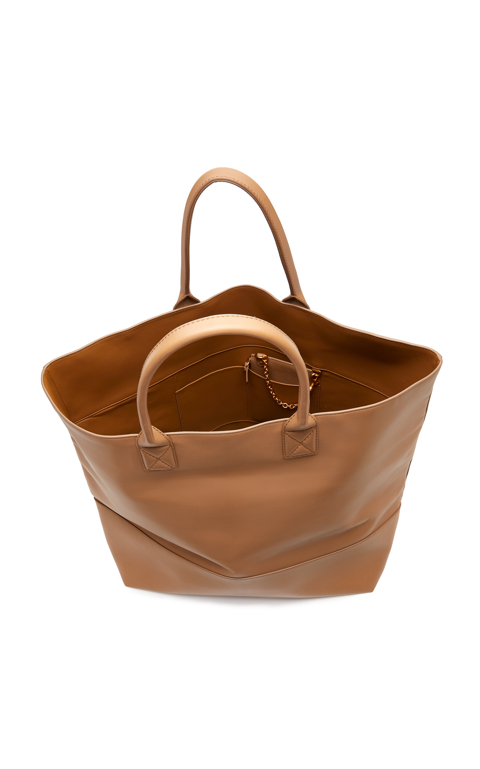 8c00d23136d9e Cabat Oversized Leather Tote by Bottega Veneta | Moda Operandi