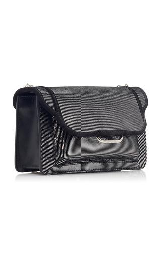 214ab5d4f781 Ostrich Cahier Shoulder Bag by Prada