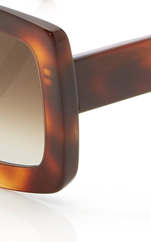 Blink Acetate Square-Frame Sunglasses