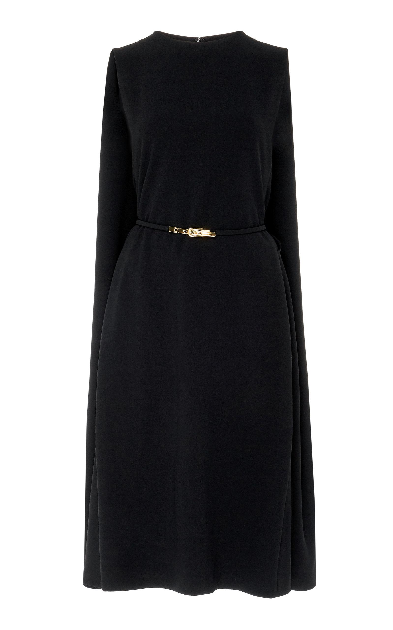 Ralph Lauren Dresses AVIANA CAPE-EFFECT GABARDINE DRESS