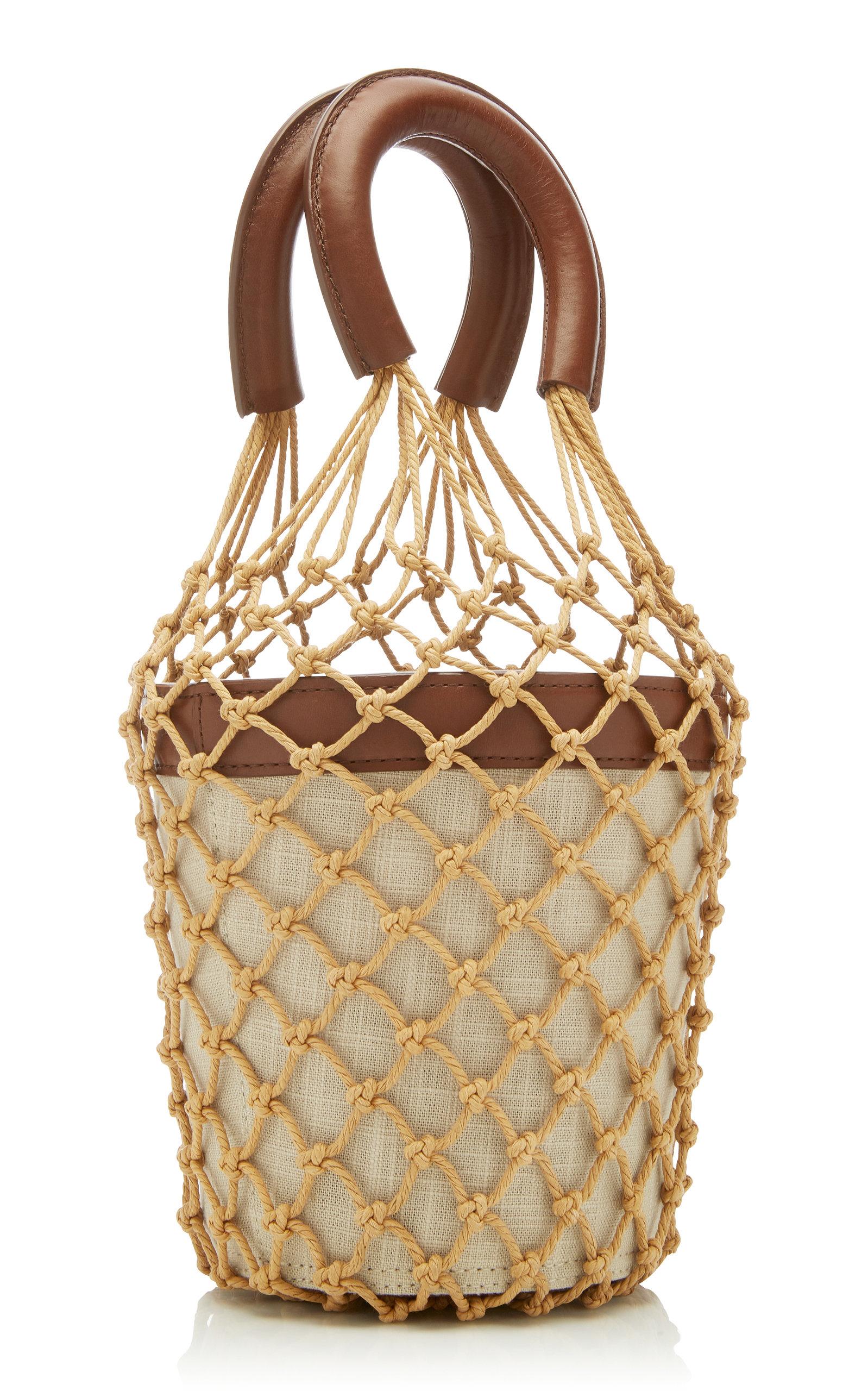 8196027d1 StaudMoreau Macramé Leather Bag. CLOSE. Loading. Loading