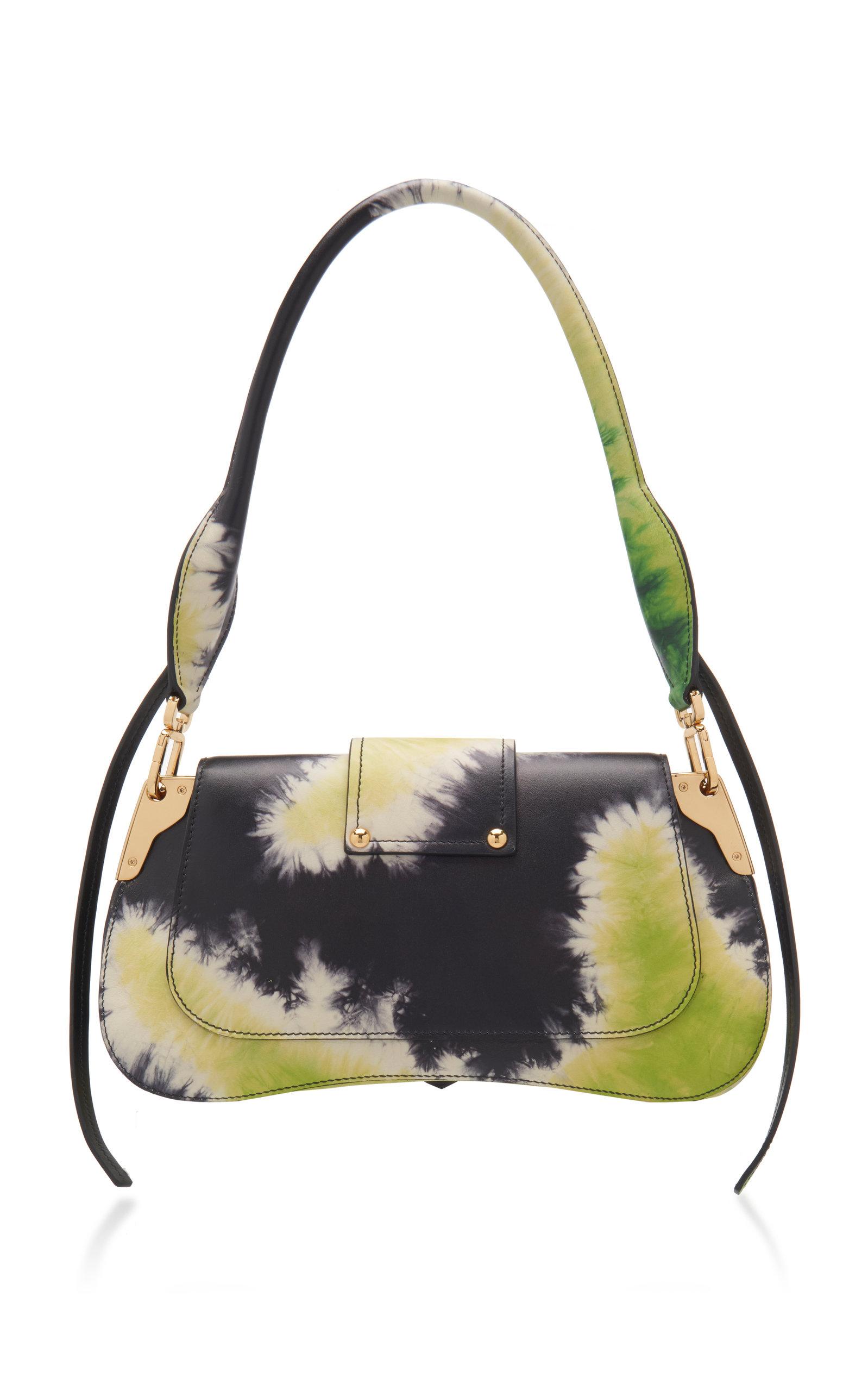 880e986f Pattina Tie-Dye Leather Shoulder Bag