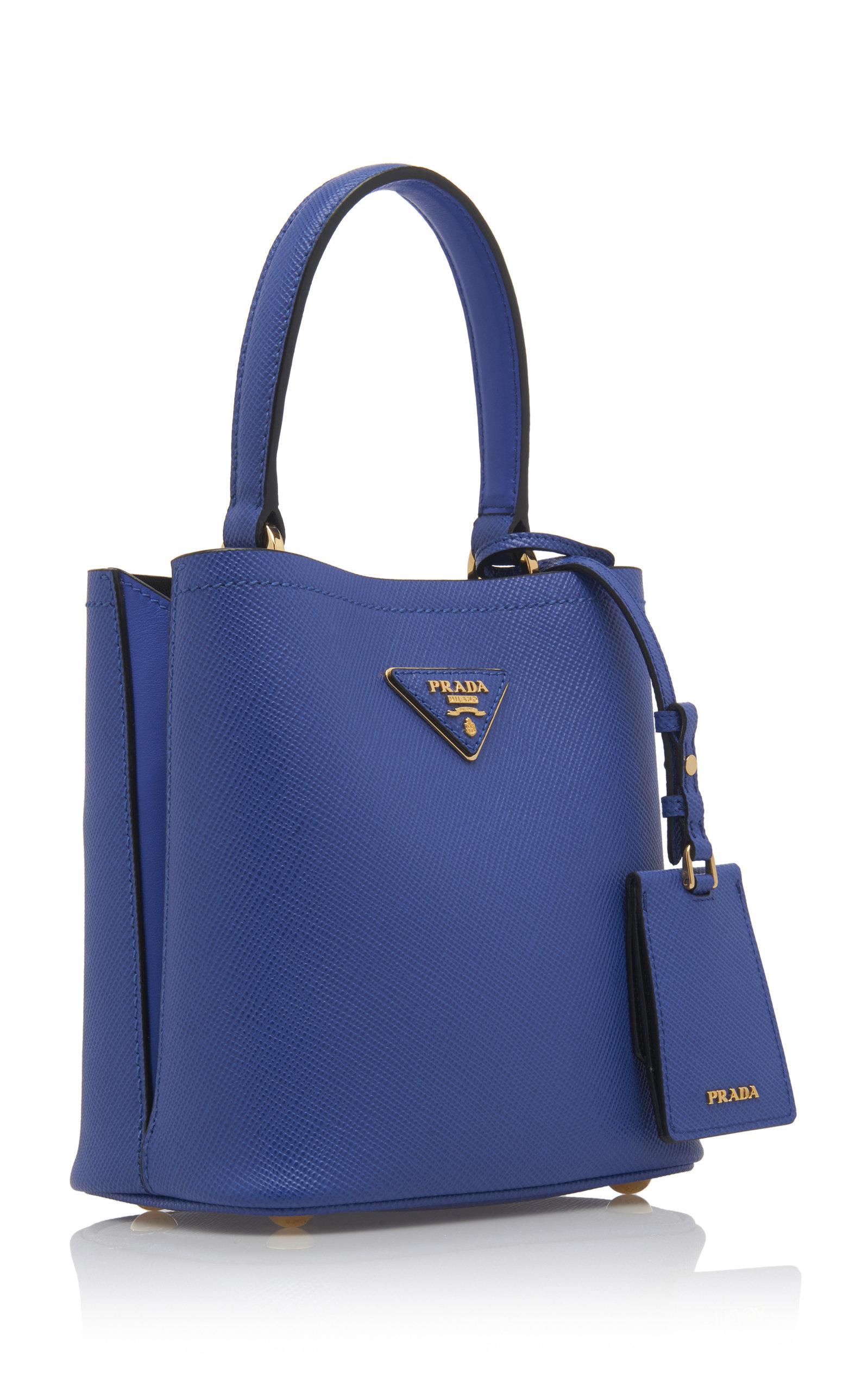 0d7d3db977bba9 PradaSmall Saffiano Leather Double Bucket Bag. CLOSE. Loading. Loading.  Loading