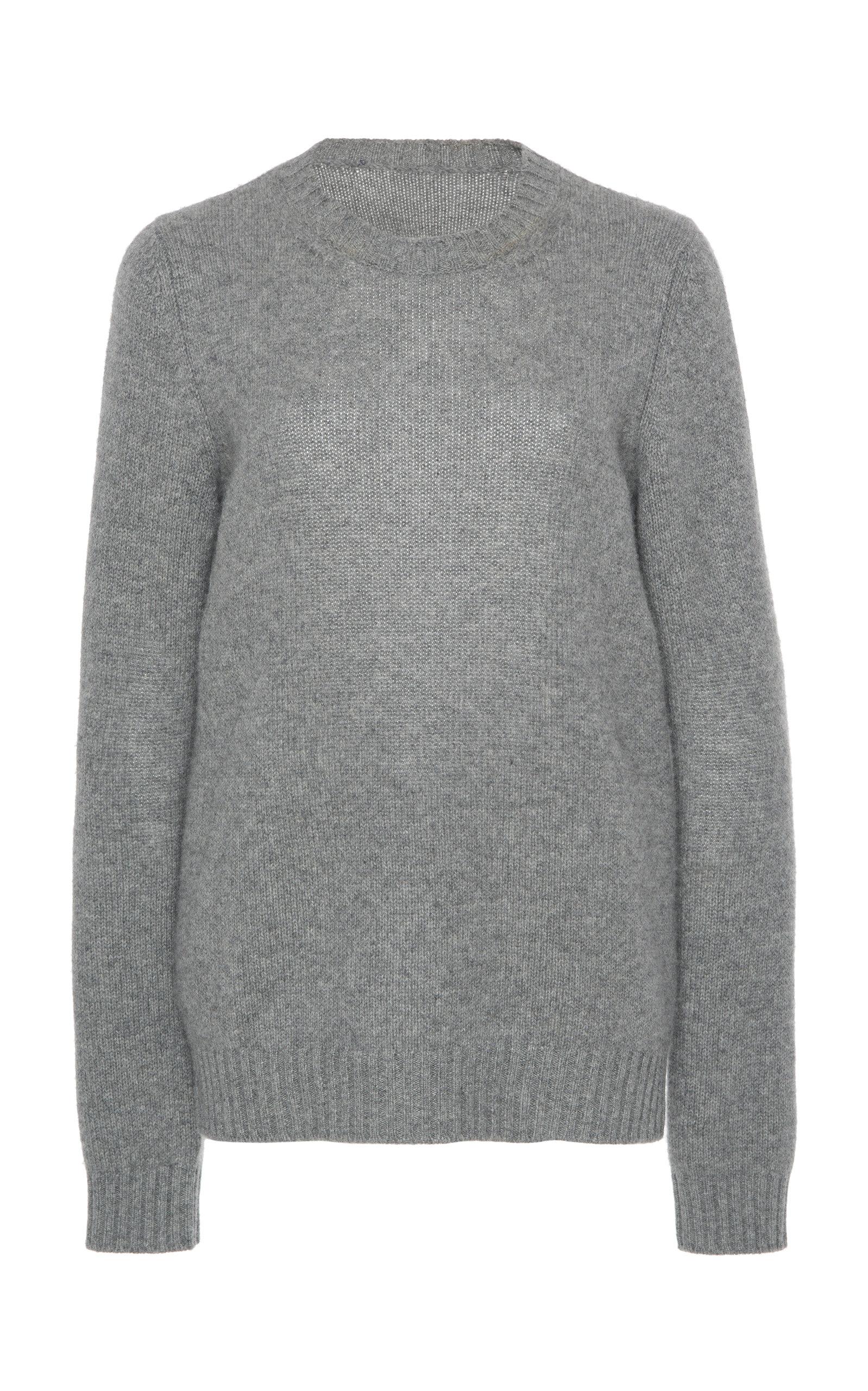 01caa71dd70c53 Cutout Rib-Knit Sweater by Prada | Moda Operandi