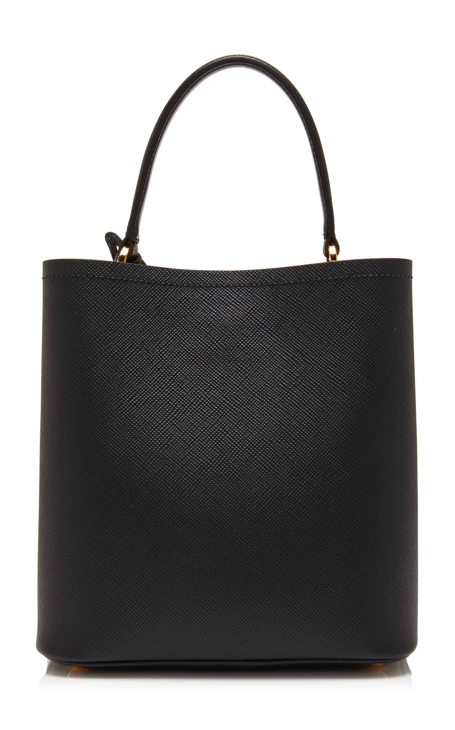 6d4ac2b63aceb8 PradaSaffiano Leather Bucket Bag. CLOSE. Loading. Loading. Loading. Loading