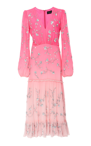 4e142fd4 Corsage Applique Mini Dress by Zimmermann | Moda Operandi