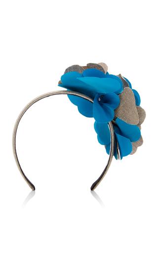 BENOIT MISSOLIN | Benoit Missolin Albertine Floral Headband | Goxip