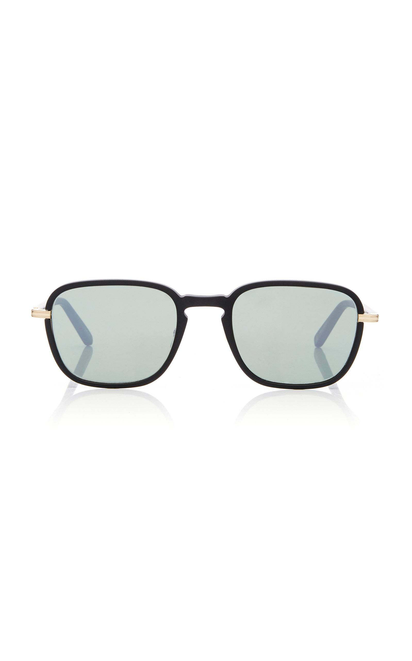 874cc32b45 Pier 50 Square-Frame Acetate Sunglasses by Garrett Leight
