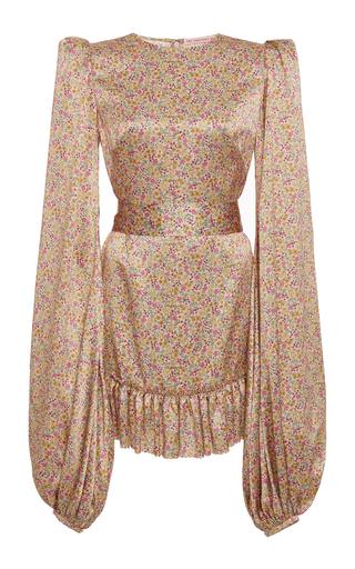 2db5979f Only 1 Left · The Vampire's WifeThe Mini Belle Festival Printed Silk-Satin  Mini Dress. $1,080