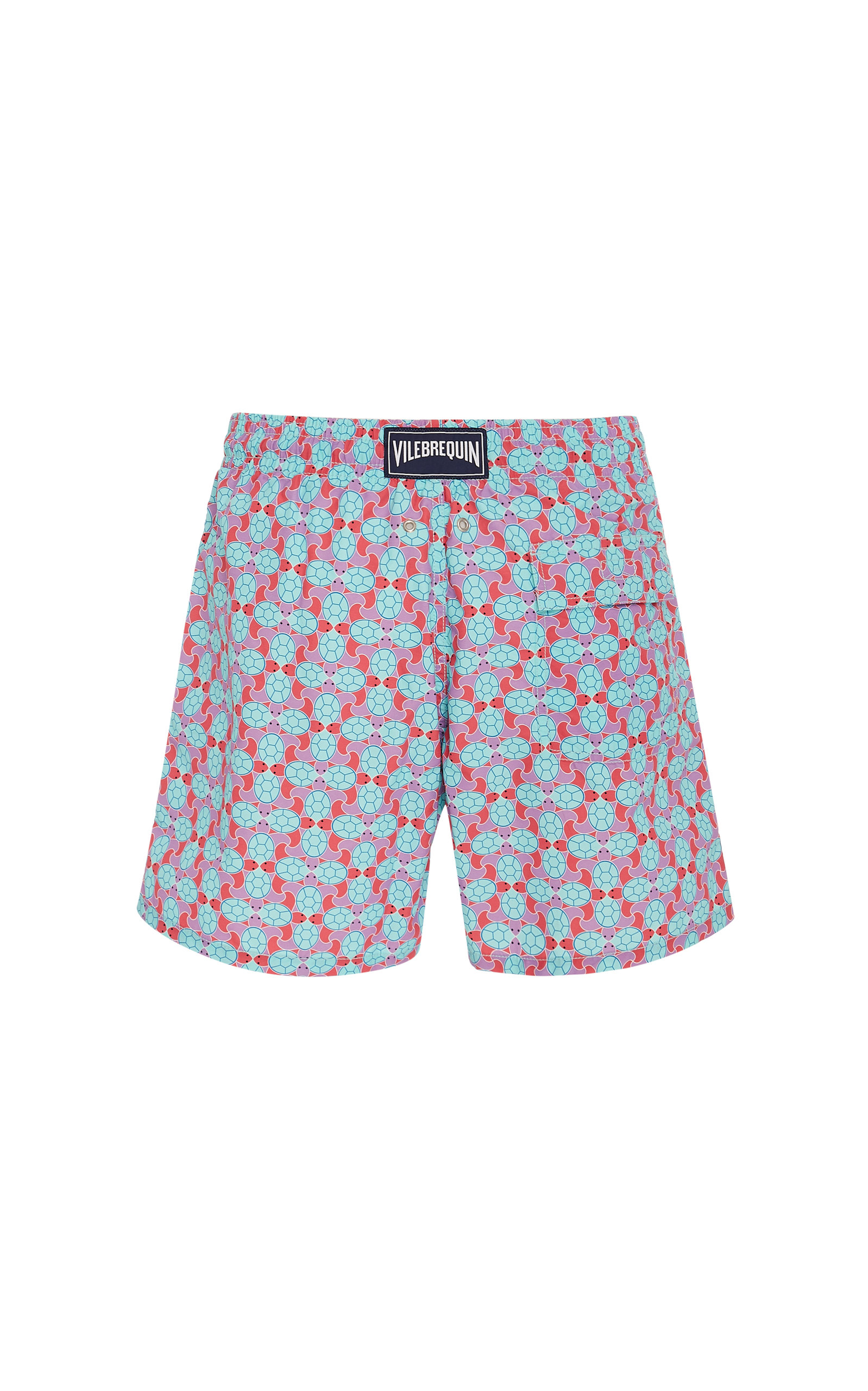 20c18977db VilebrequinMoorea Data Turtles Printed Swim Shorts. CLOSE. Loading. Loading