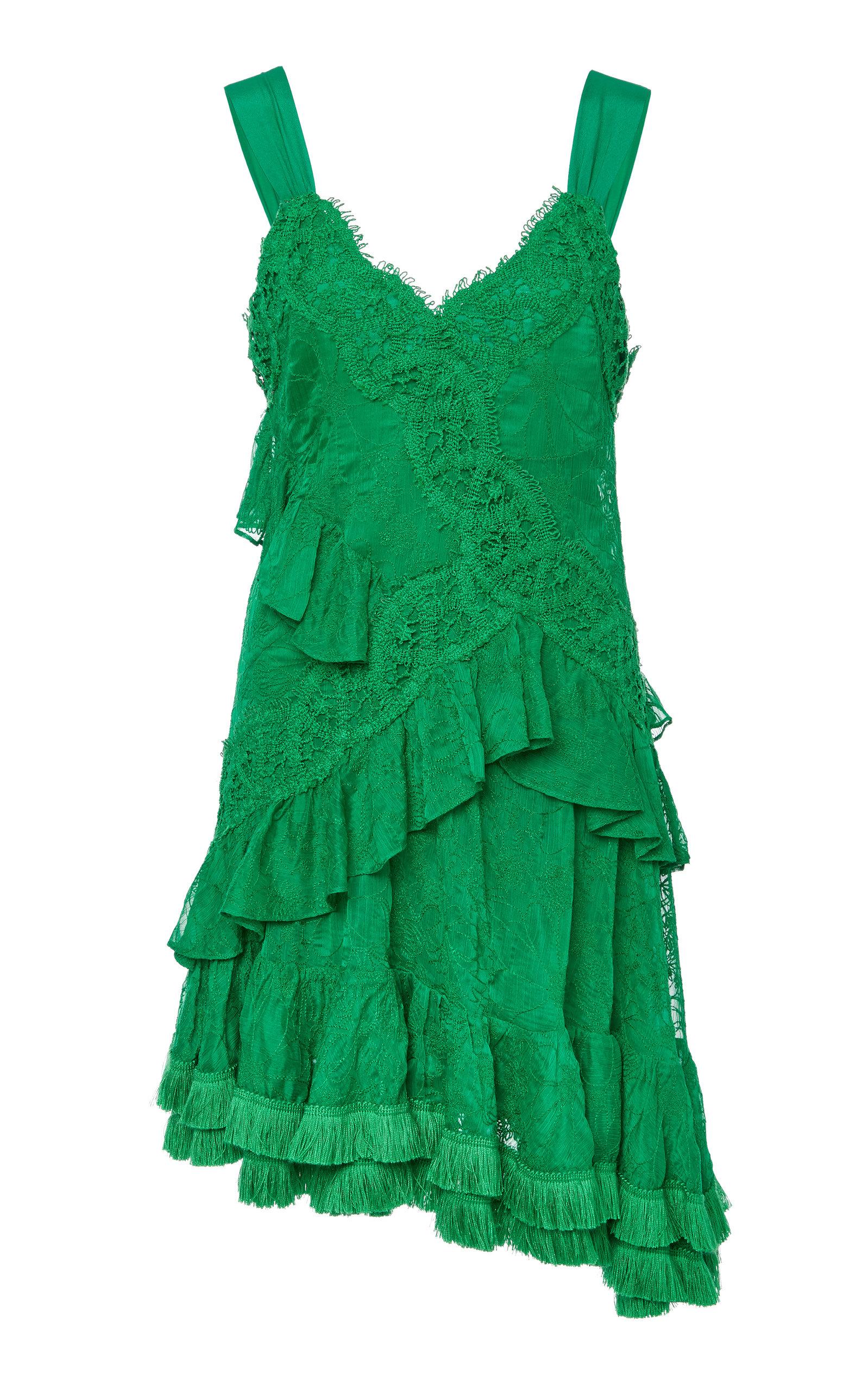 3578a81f83c1 Lakshmi Asymmetrical Mini Dress by Alexis | Moda Operandi