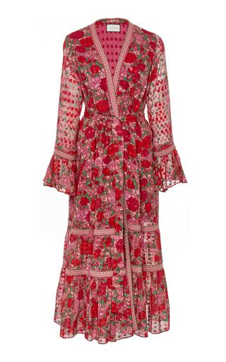 d490bd7e7979d Hedda Embellished Eyelet Maxi Dress by Alexis | Moda Operandi