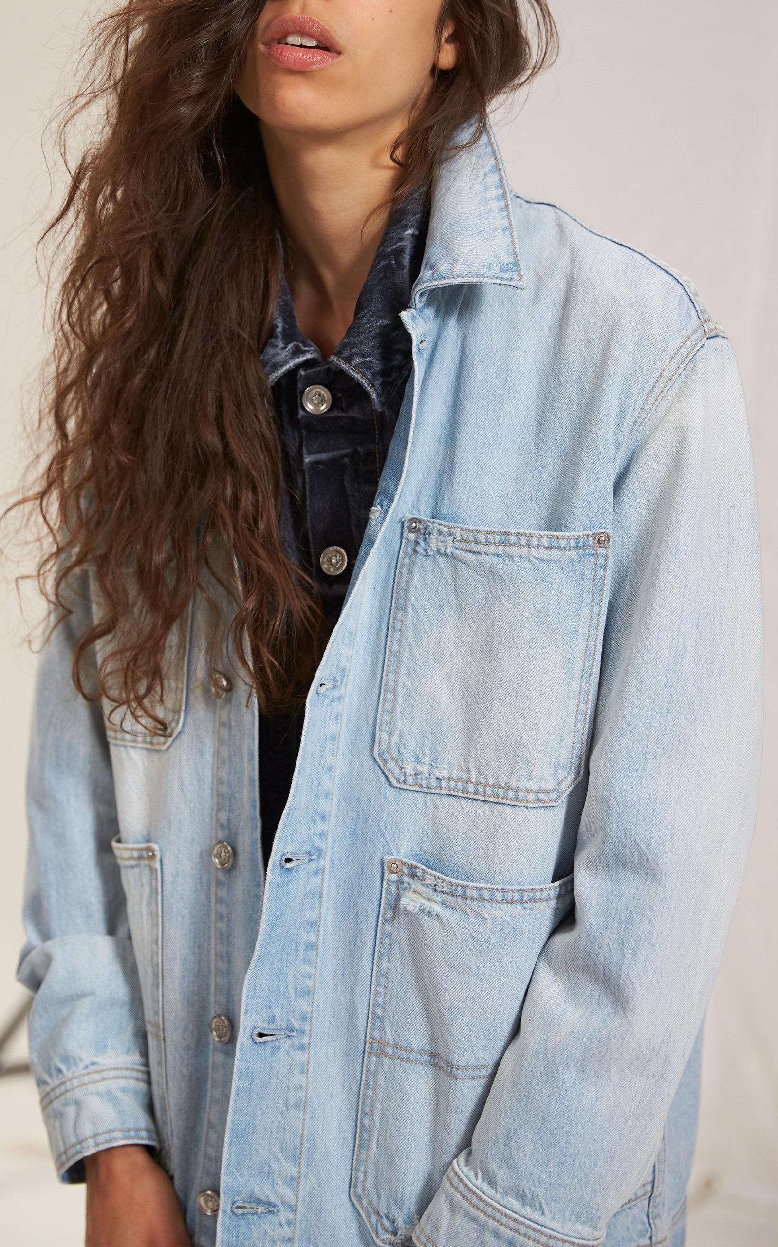 By Operandi Denim Jacket Worker Slvrlake Moda Workwear tZPqcwf0