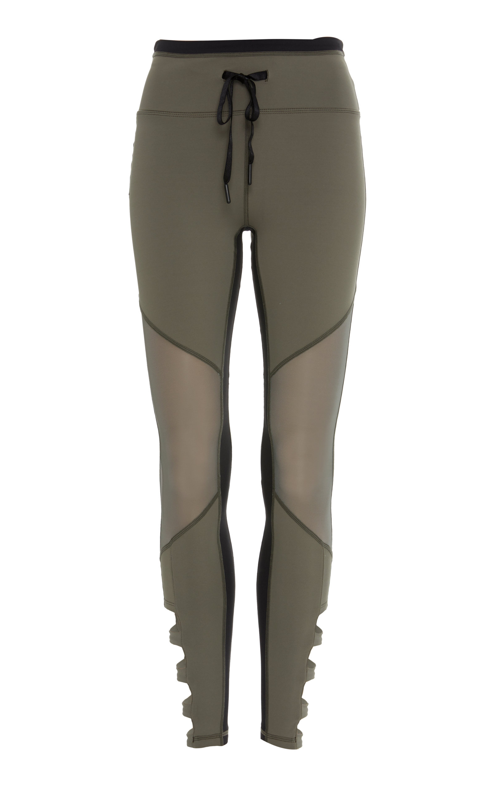 ALL FENIX Selene Pants in Green