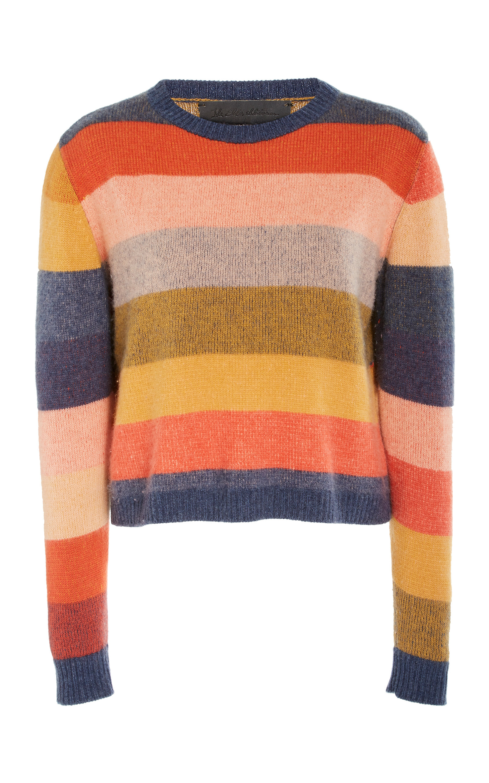 e49da34ce05 Super Duper Striped Cashmere Sweater