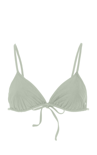 TROPIC OF C | Tropic of C Equator Triangle Bikini Top | Goxip