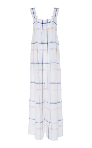 CHADOR | Chador Cassy Printed Linen Jumpsuit | Goxip