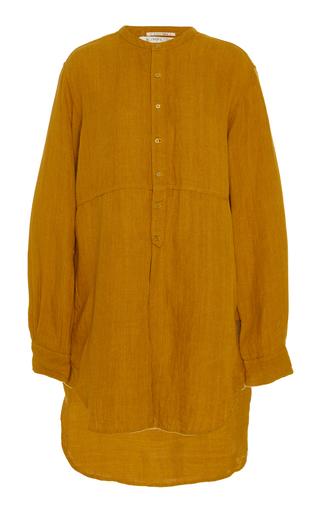 PÉRO | Péro Asymmetric Linen Shirt | Goxip