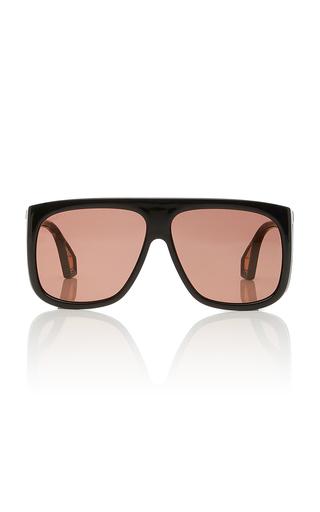 a9f2f26a7176 Square-Frame Acetate Sunglasses by Gucci | Moda Operandi
