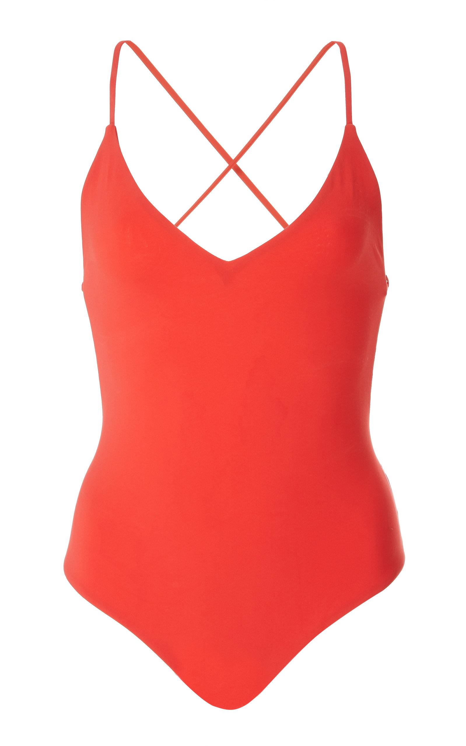 ANEMONE | Anemone One-Piece Swimsuit | Goxip