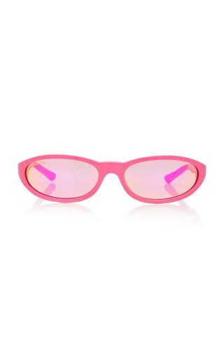 d79125424d13 Balenciaga SunglassesRound-Frame Acetate Sunglasses